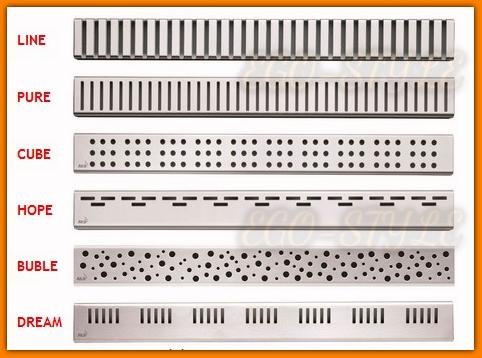 odpływ łazienkowy APZ1-850 ALCAPLAST