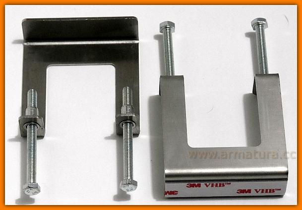 nóżki montażowe do odwodnień liniowych lorac