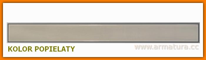 Ruszt do odwodnienia liniowego 70 cm VETRO WDR-700-09-0011 WINKIEL DESIGN