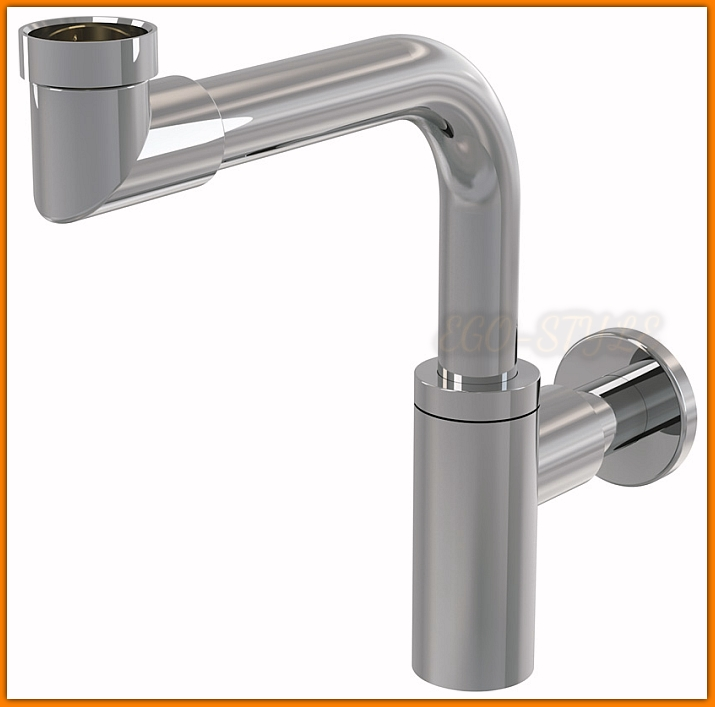 syfon A403 ALCAPLAST umywalkowy metalowy