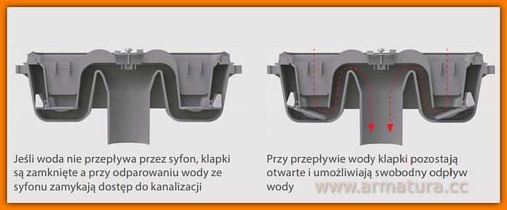 ALCAPLAST odwodnienie liniowe APZ6-1150 Professional odpływ liniowy