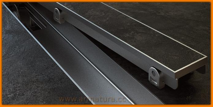 ALCAPLAST odwodnienie liniowe APZ106-950 Professional odpływ liniowy