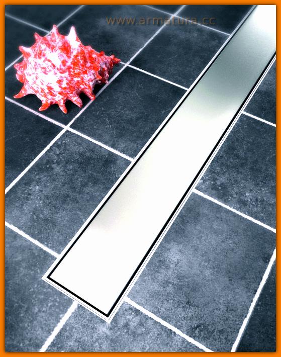 Odpływ liniowy CLASSIC SANITLINE odwodnienie prysznicowe 100 cm