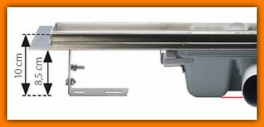 odpływ łazienkowy APZ1-950 ALCAPLAST