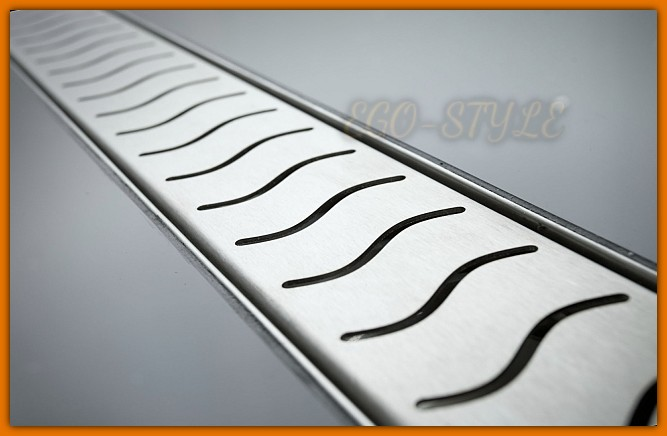 odpływ łazienkowy LORAC DELFIN L-100 cm odwodnienie liniowe