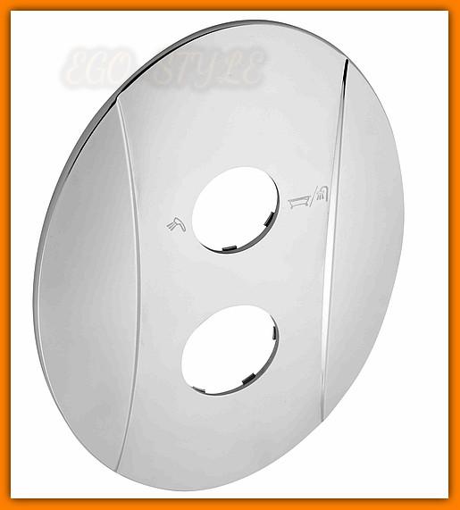 FERRO KRYT0050RA maskownica do baterii podtynkowej - owal