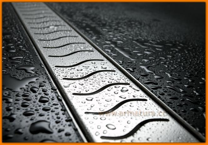 odpływ łazienkowy LORAC DELFIN 60 cm odwodnienie liniowe