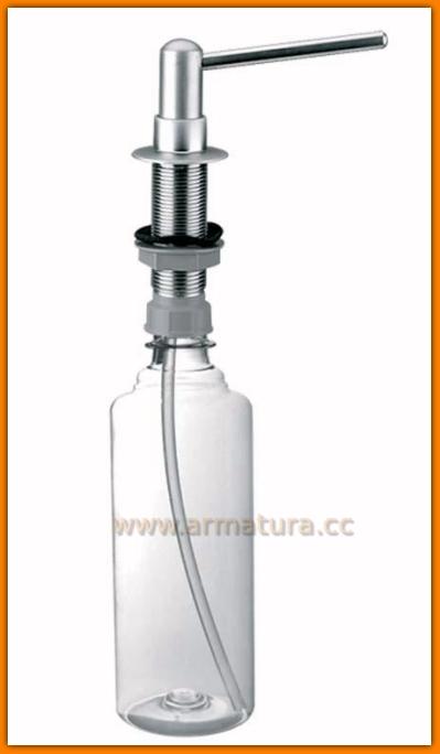 Dozownik płynu mydła mosiądz HC20CPB McALPINE HC20-CPB
