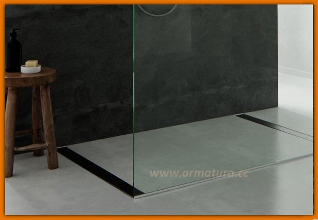 odpływ łazienkowy LORAC SKYLINE odwodnienie liniowe