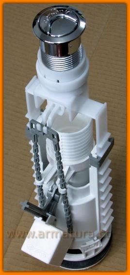 Zawór spłukujący K99-0014 CERSANIT spustowy spłuczki 3/6 L
