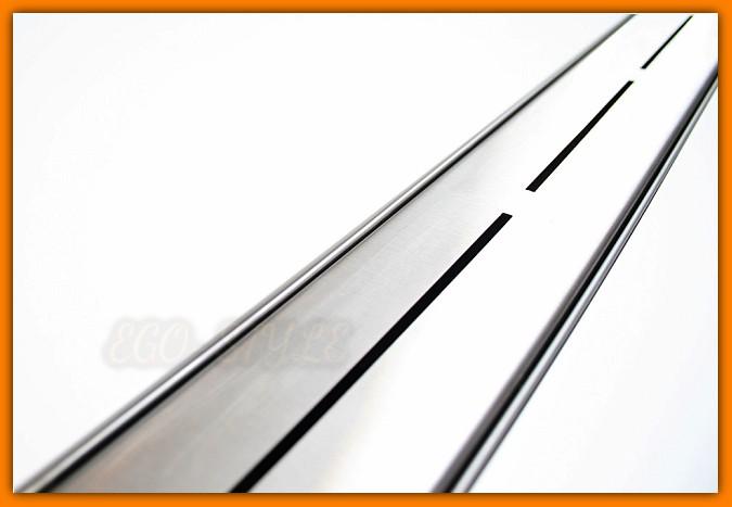 odpływ liniowy SLIM LINE LORAC odwodnienie 70 cm