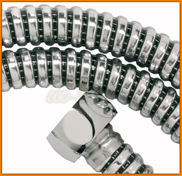 Wąż natryskowy W54 Duo Flex Silver FERRO prysznicowy L-150