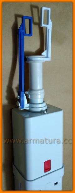 Zawór spustowy WC do spłuczki K99-0152 Cersanit slim&silent