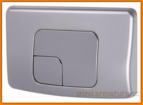 Przycisk WC ASTRA Chrom Połysk satyna K97-131 Koło Cersanit Siamp neon focus