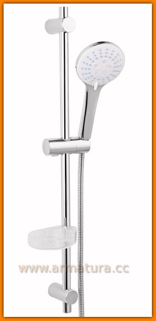 Zestaw natryskowy prysznicowy NESSA N350B FERRO